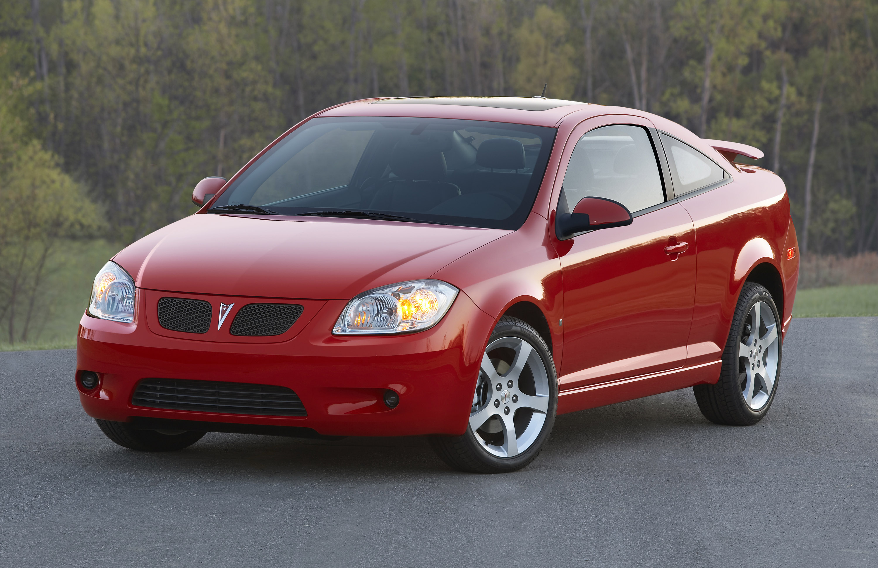2007 Pontiac G5 Top Speed