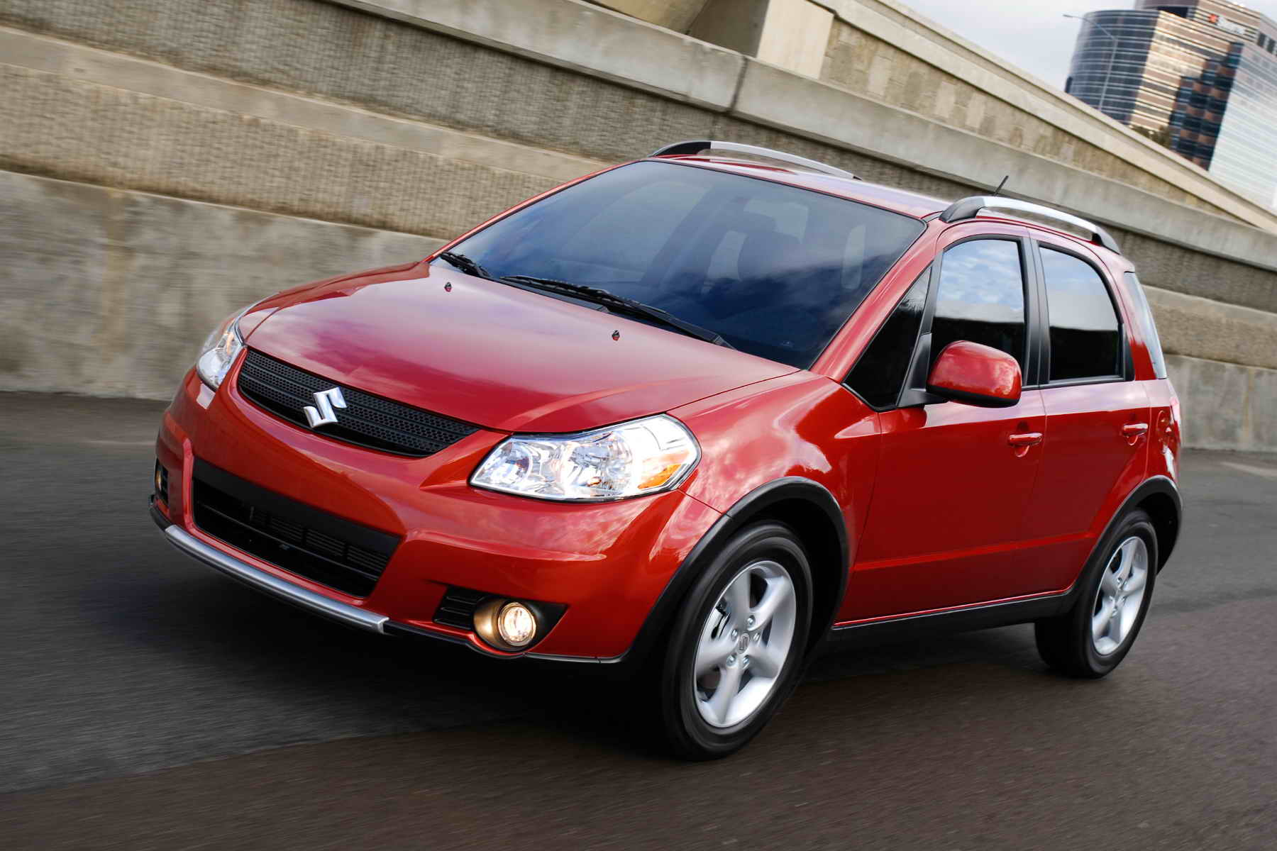 2007 Suzuki Xl7 And Sx4 Prices Announced Top Speed