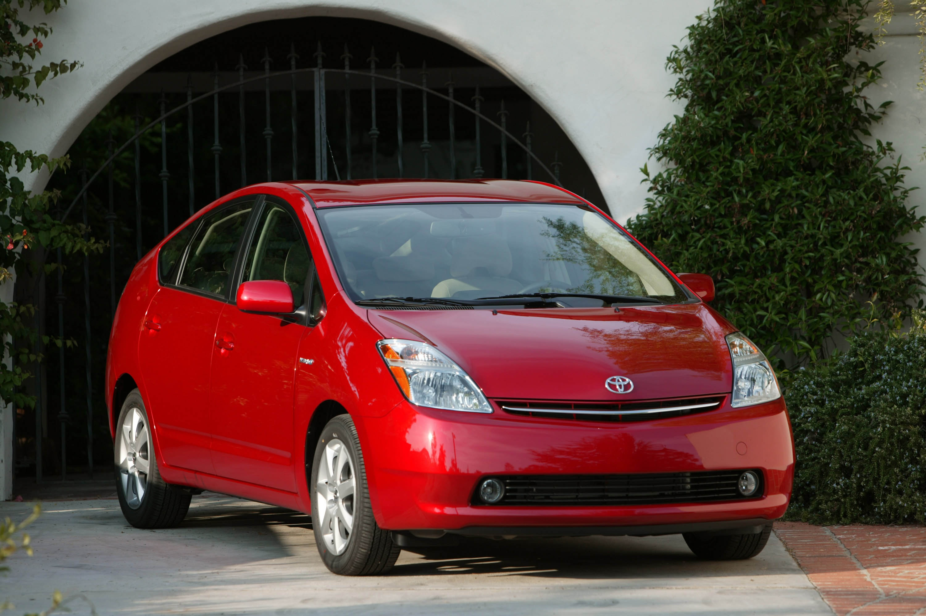 2007 Toyota Prius Touring Edition Top Speed