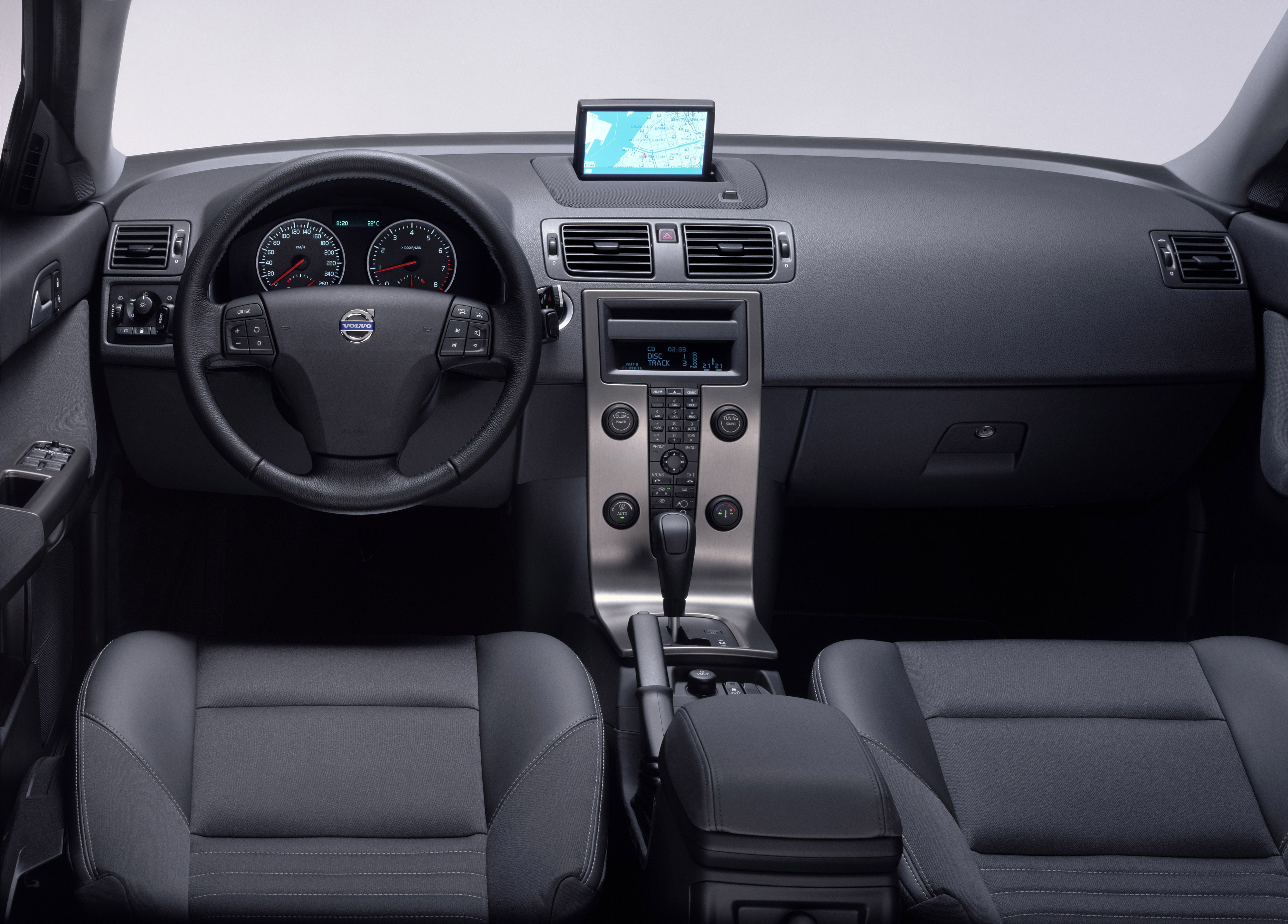 2007 volvo s40 review