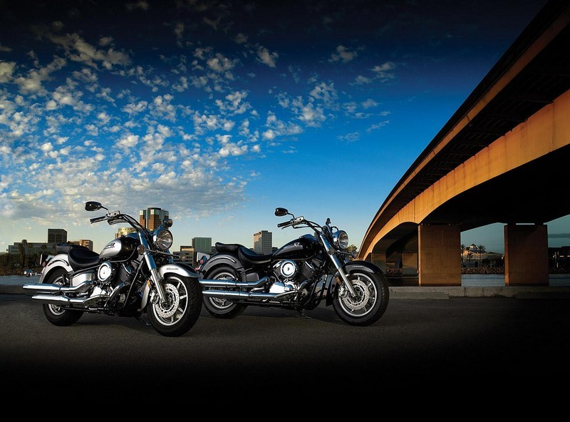 2007 Yamaha V Star 1100 Classic Review - Top Speed