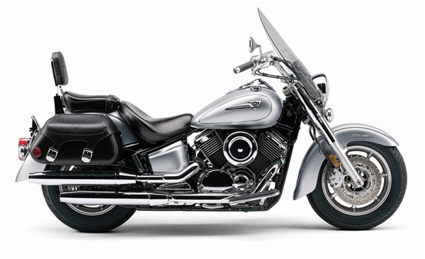 2007 yamaha v star 1100 silverado review top speed
