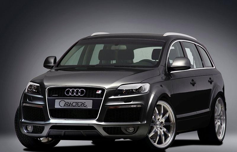 Audi Q7 Body Kit By Caracatere Top Speed