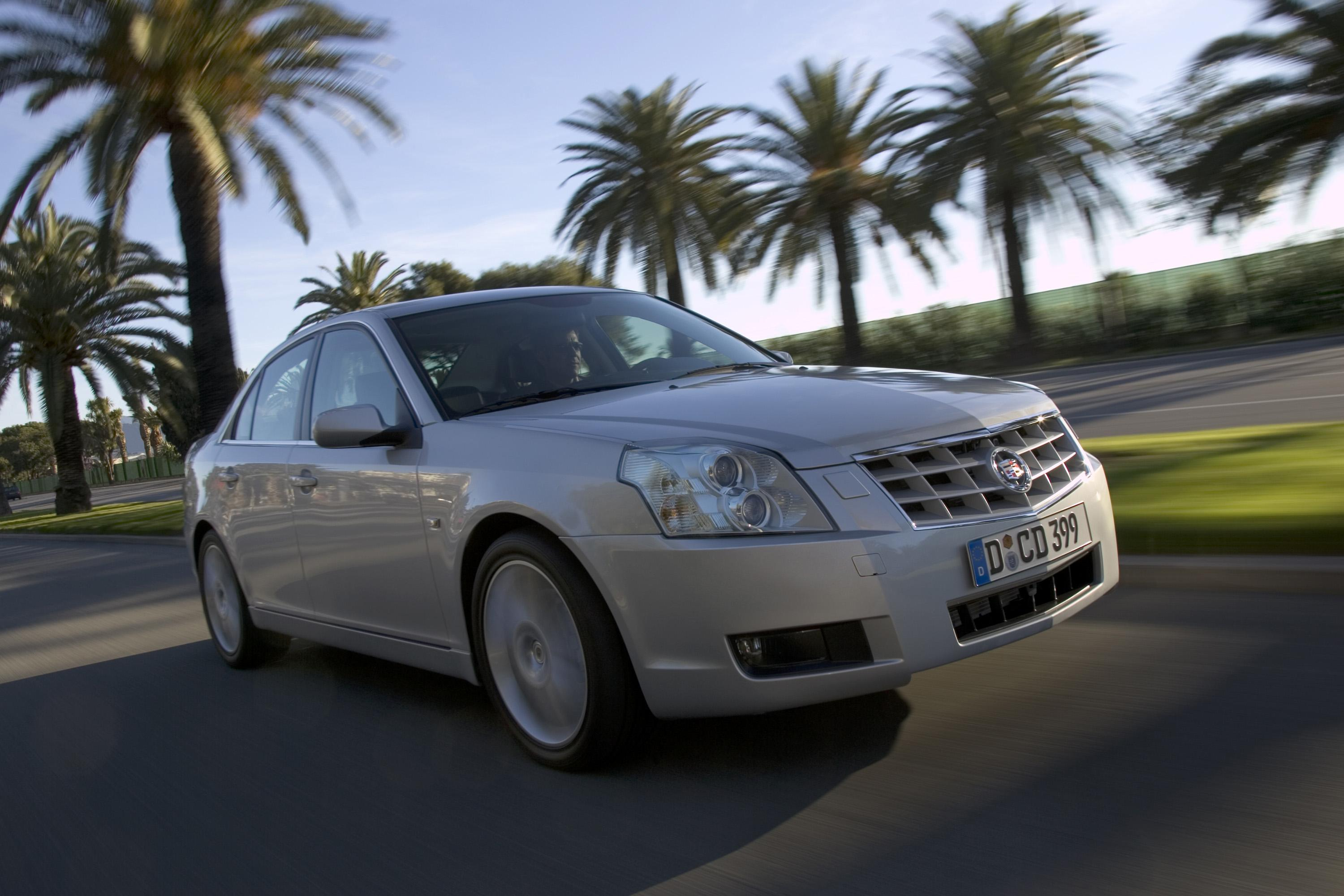 Cadillac BLS And BRX To Be Available In The USA Starting 2009 | Top Speed
