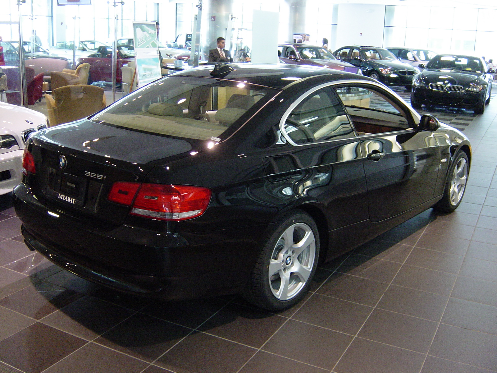New BMW I Coupe Just Arrived At Miami Dealerships News - Bmw 328i coupe 2007