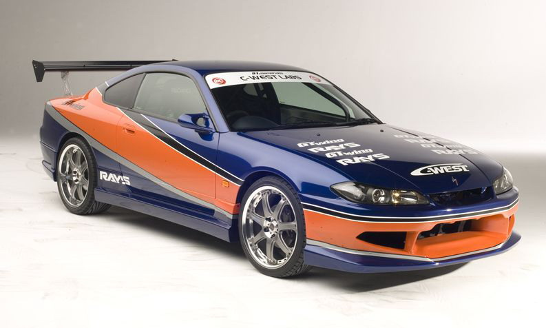The Fast And The Furious Tokyo Drift Cars Top Speed
