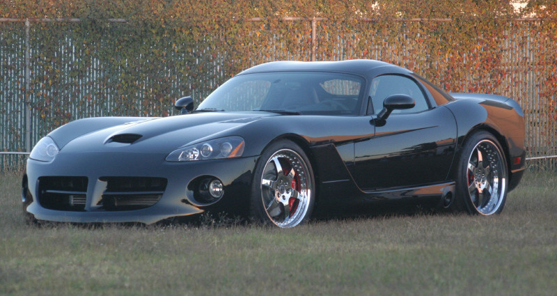 Hennessey Viper Engine