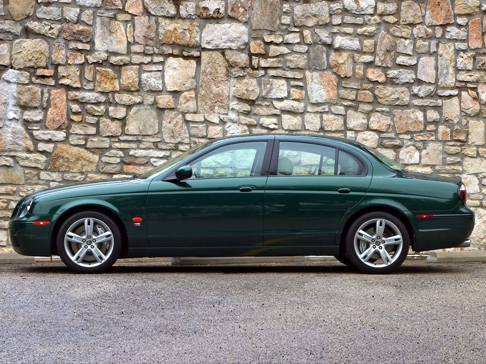 2006 Jaguar S-Type R | Top Speed