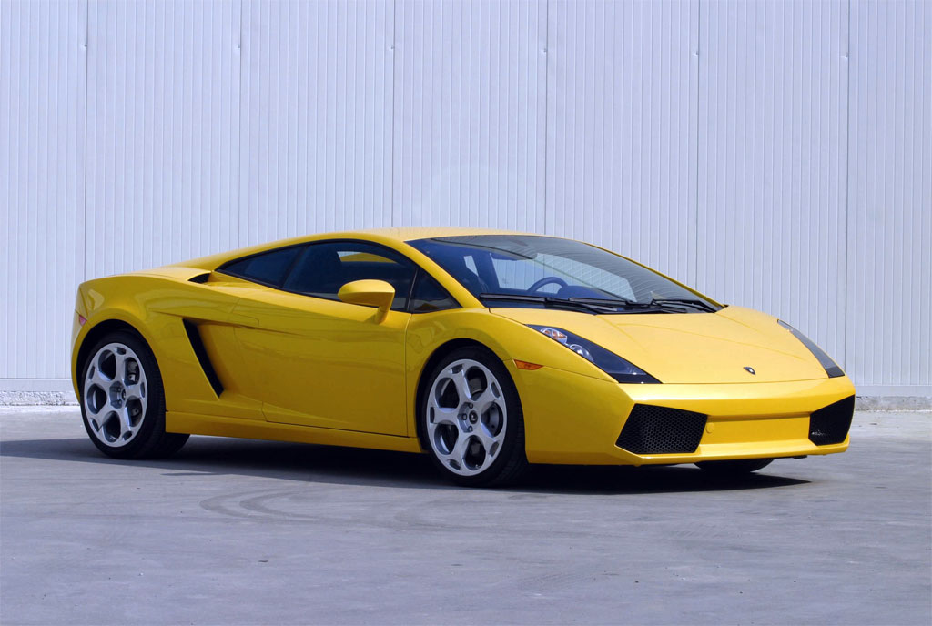 Lamborghini gallardo top speed