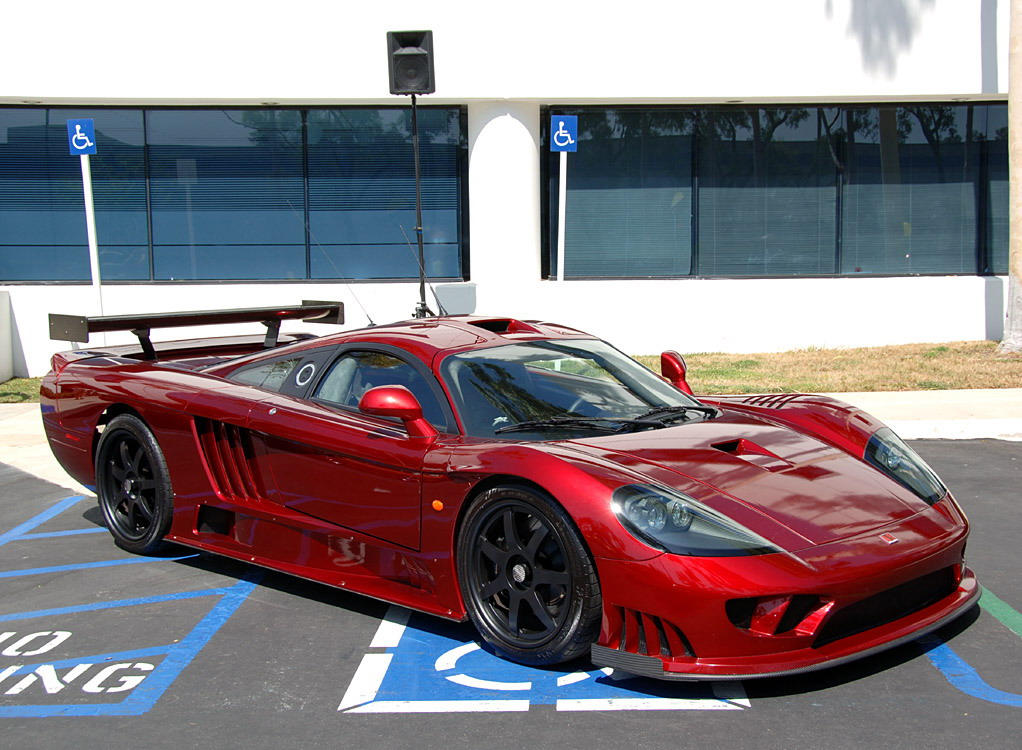2006 Saleen S7 Twin-Turbo Competition | Top Speed