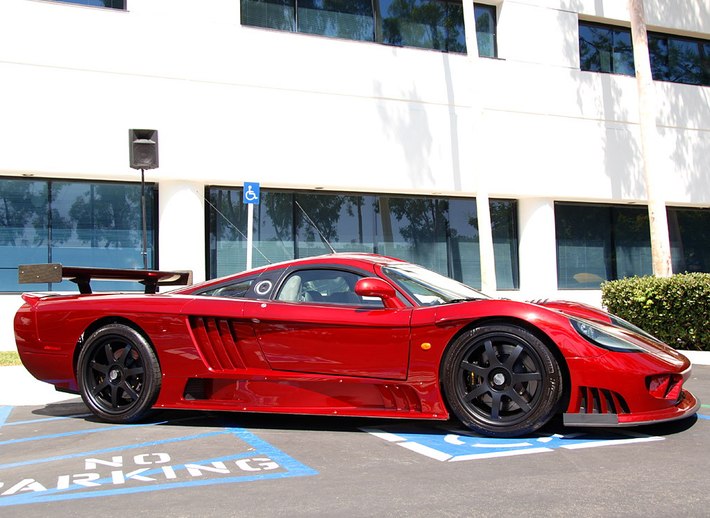 2006 Saleen S7 Twin-Turbo Competition   Top Speed