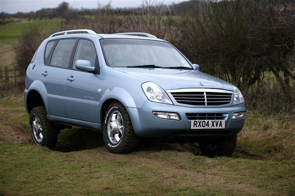 Types Of Oil For Cars >> 2006 SsangYong Rexton | Top Speed