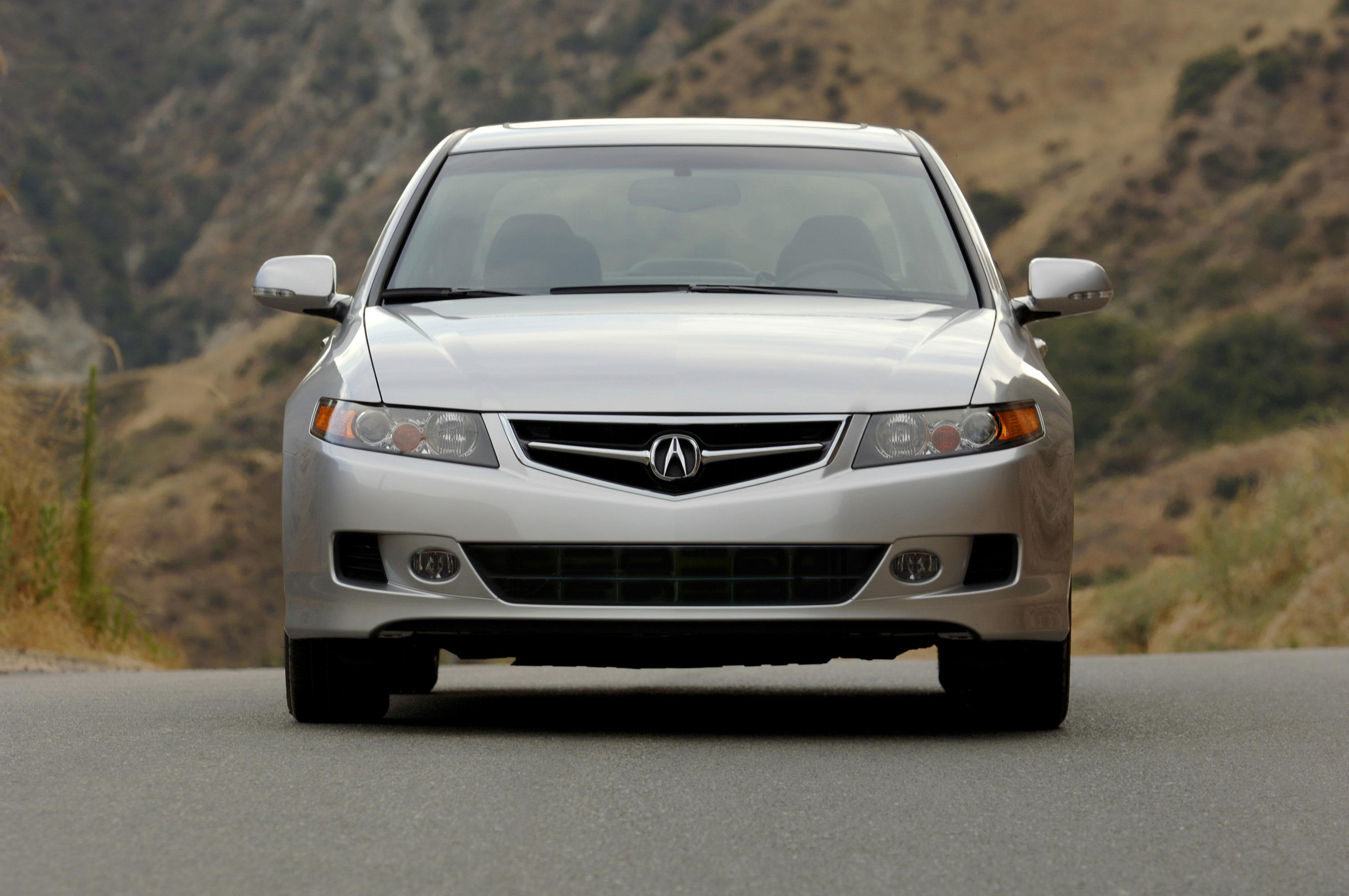Acura TSX Top Speed - 2006 acura tsx front bumper