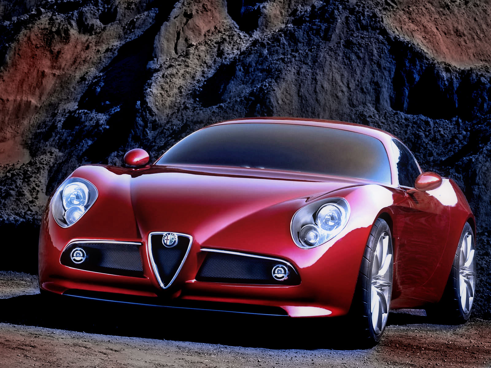 2007 alfa romeo 8c competizione top speed. Black Bedroom Furniture Sets. Home Design Ideas