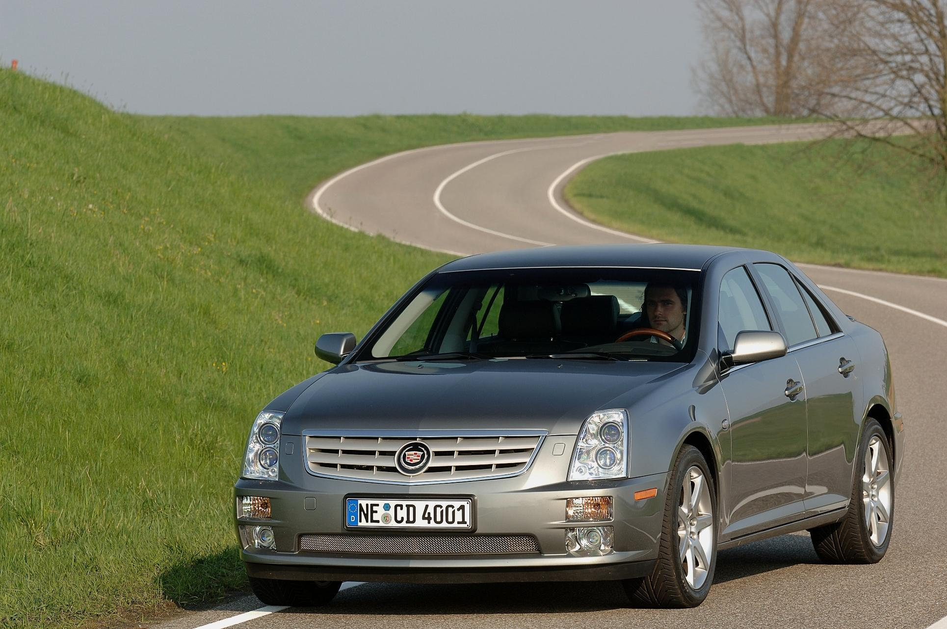 2007 Cadillac Sts Top Speed