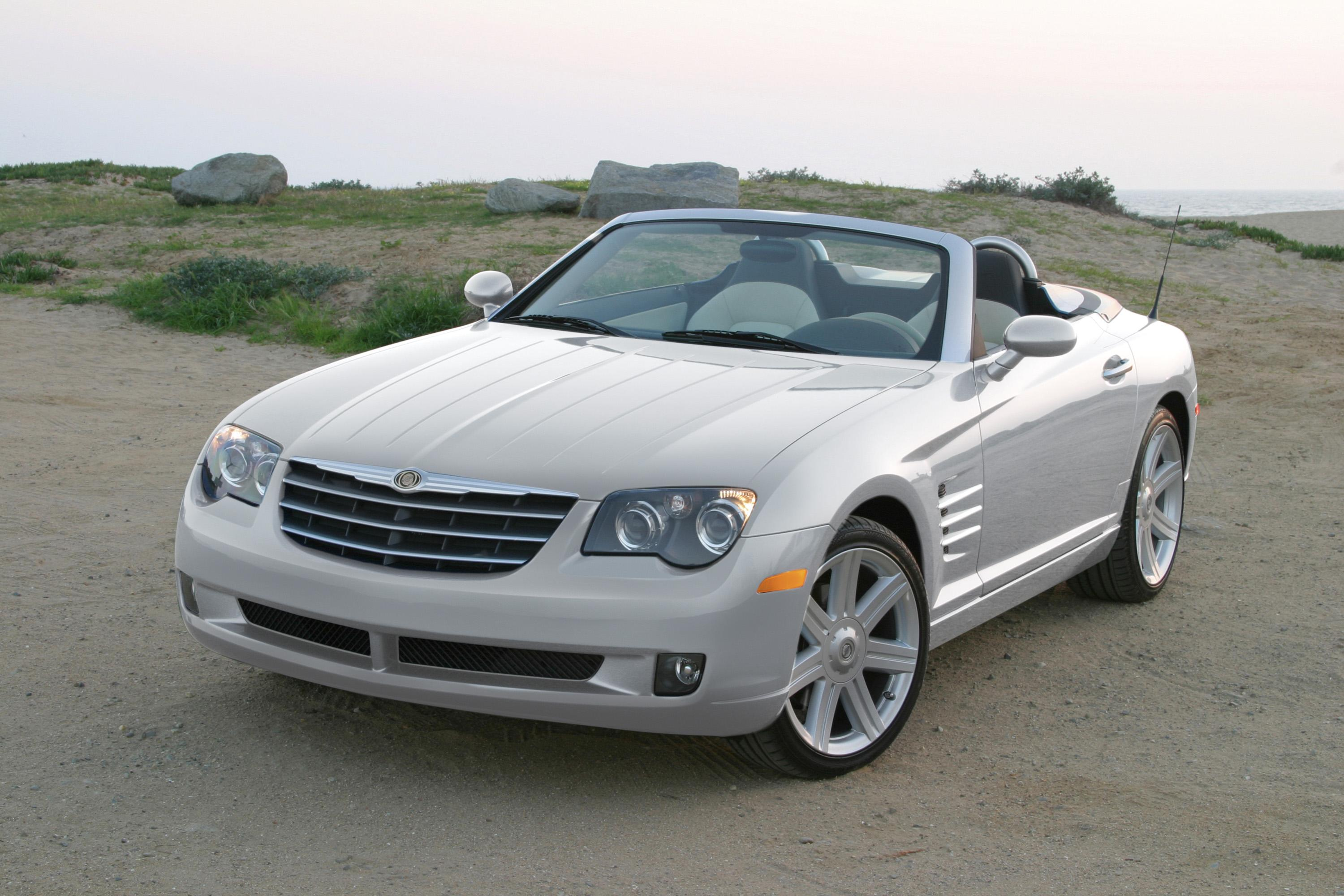 chrysler crossfire manual review