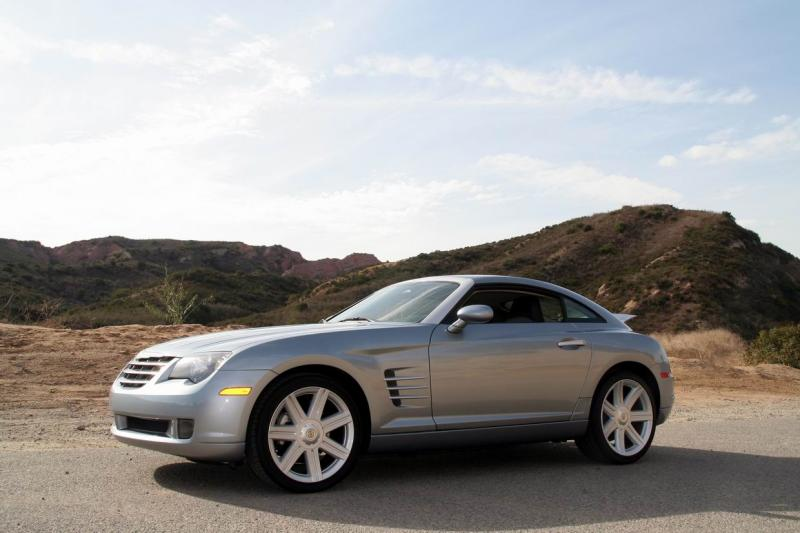 2007 chrysler crossfire picture 100186 car review top speed