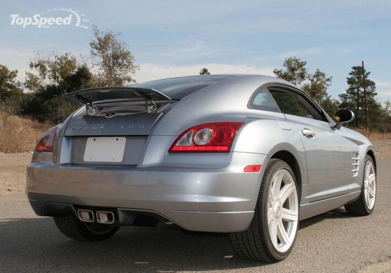 2007 chrysler crossfire picture 100187 car review top speed. Cars Review. Best American Auto & Cars Review