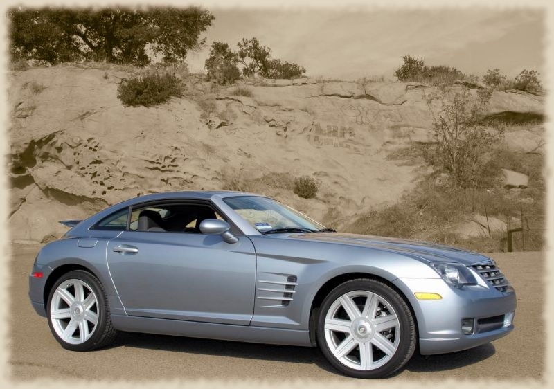 2007 chrysler crossfire picture 100188 car review top speed