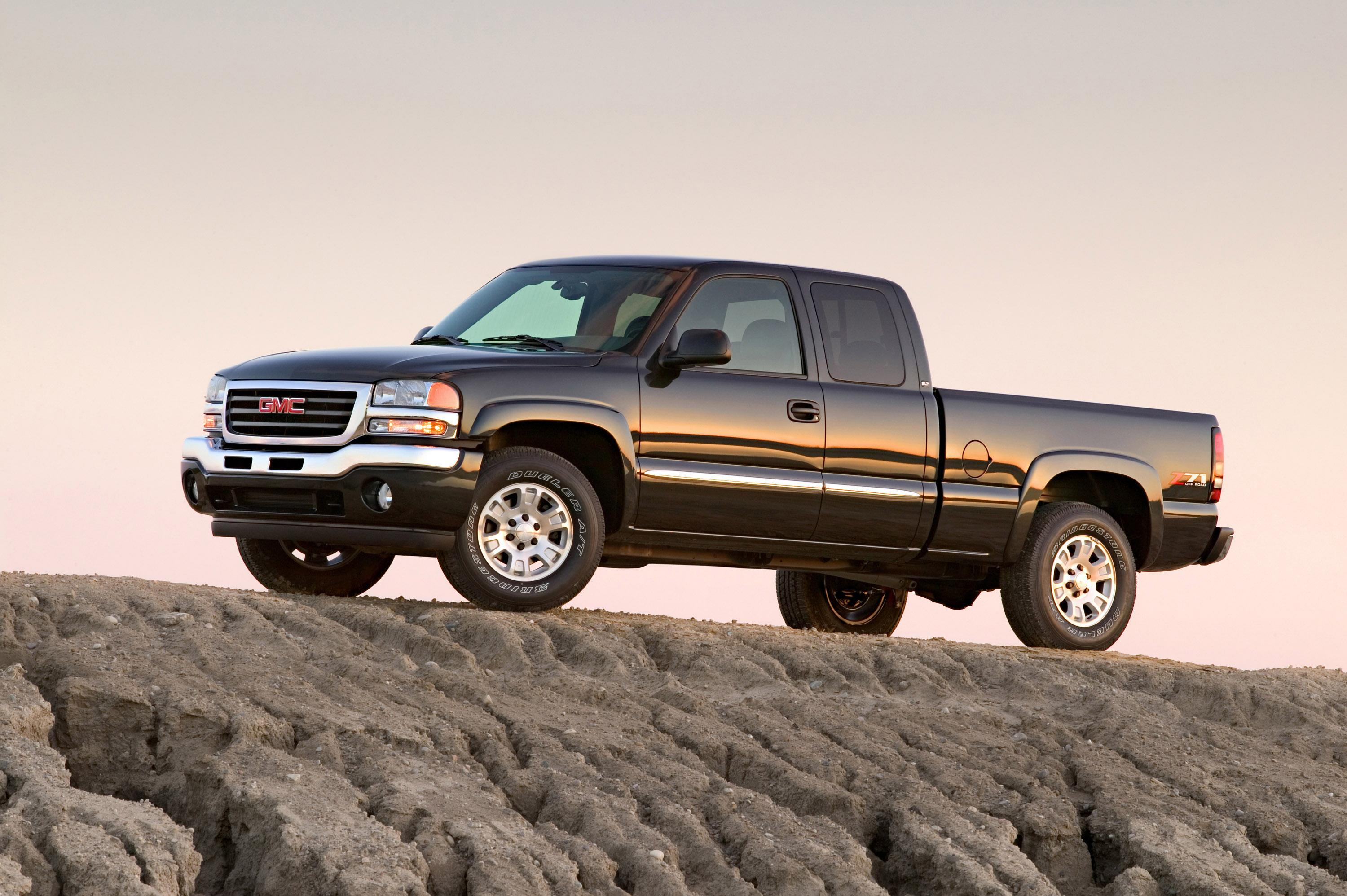 2007 gmc sierra classic review top speed. Black Bedroom Furniture Sets. Home Design Ideas