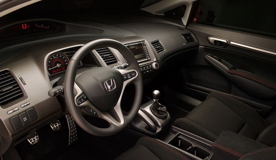Captivating 2007 Honda Civic Si | Top Speed. »