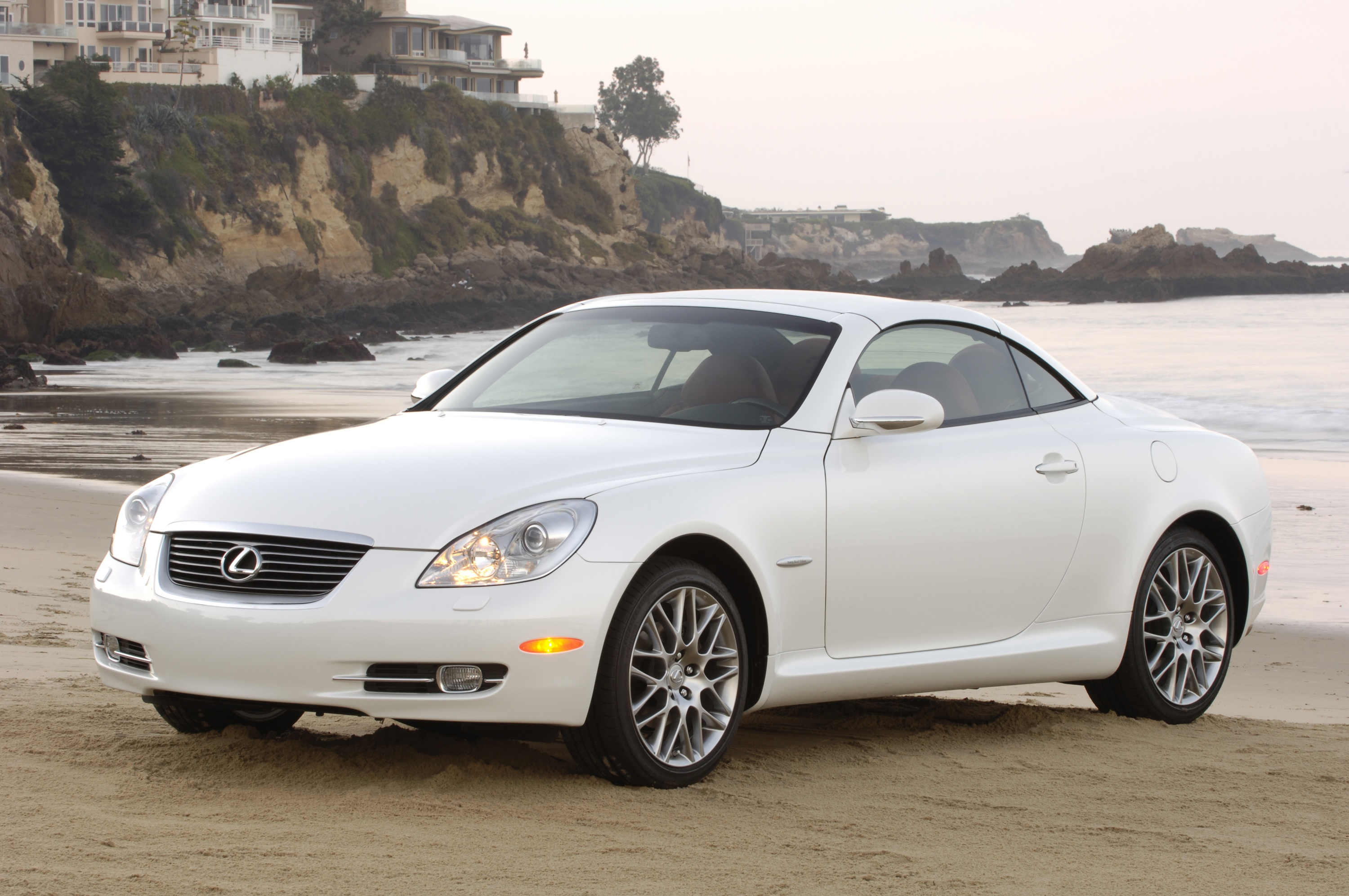 2007 lexus sc 430 top speed. Black Bedroom Furniture Sets. Home Design Ideas