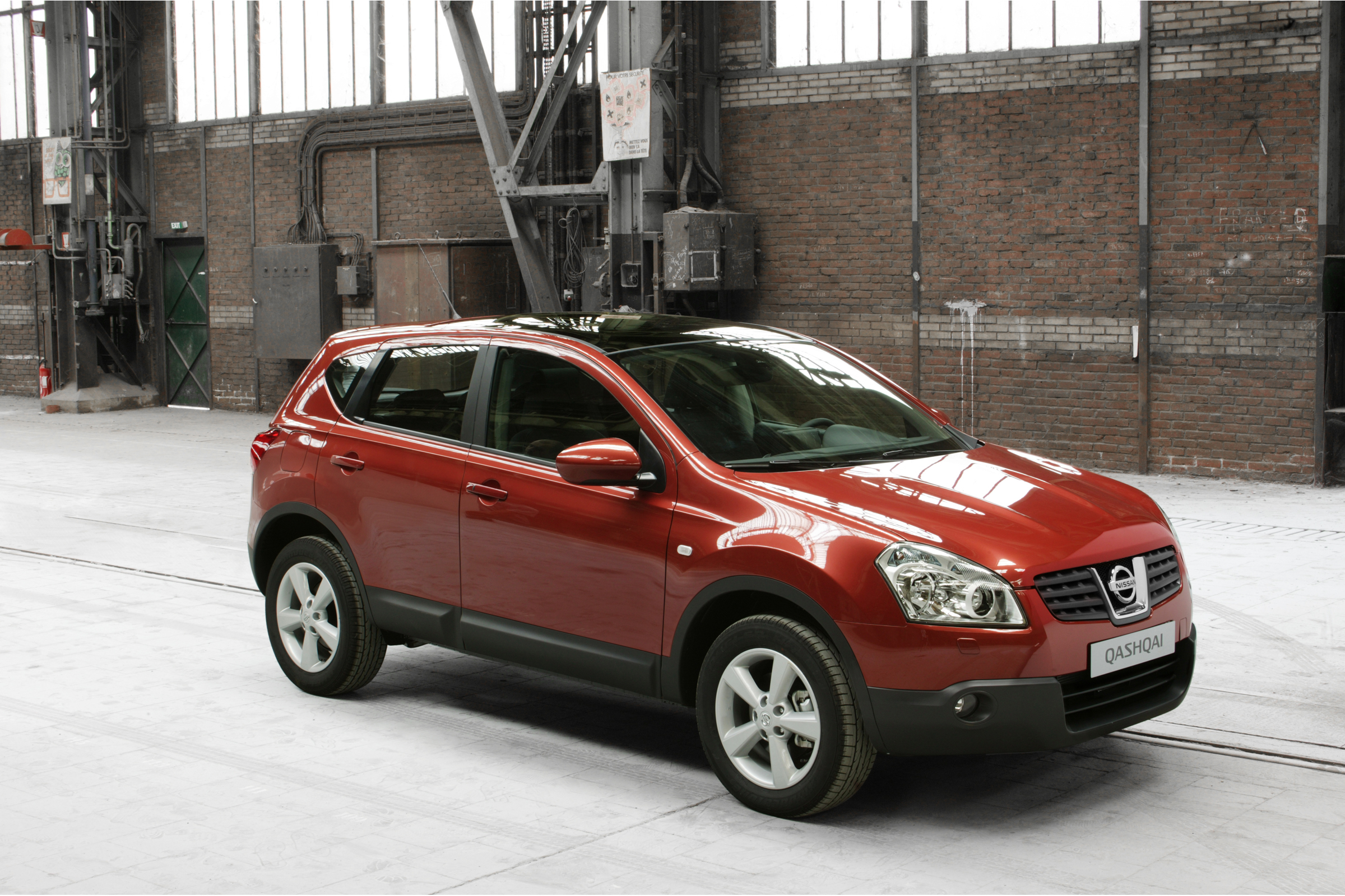 2007 Nissan Qashqai | Top Speed