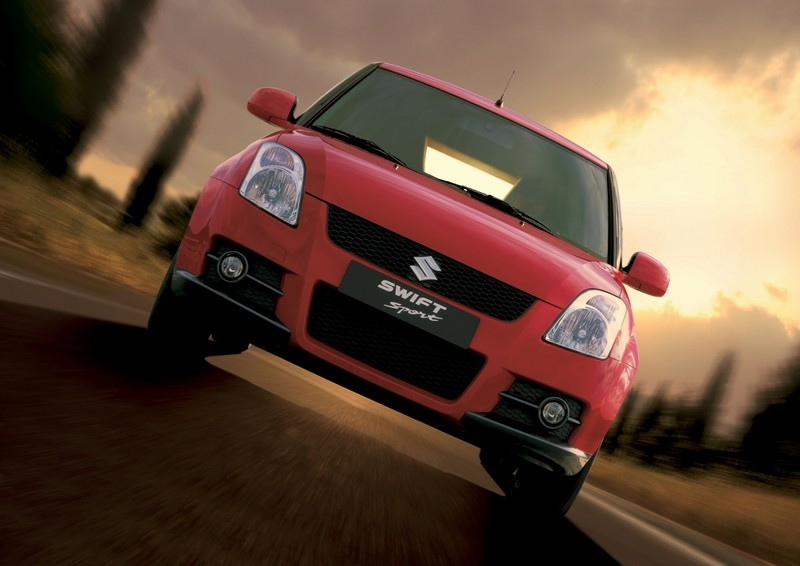 Nice 2007 Suzuki Swift Sport | Top Speed. »