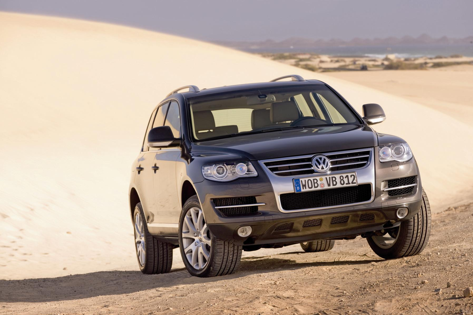 2007 volkswagen touareg top speed. Black Bedroom Furniture Sets. Home Design Ideas