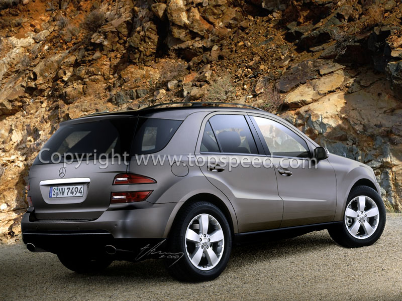 2008 mercedes benz mlk class review gallery top speed