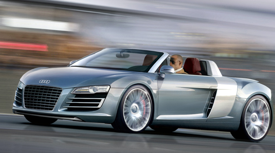 Who Makes Cadillac >> Audi R8 Convertible On The Way | Top Speed