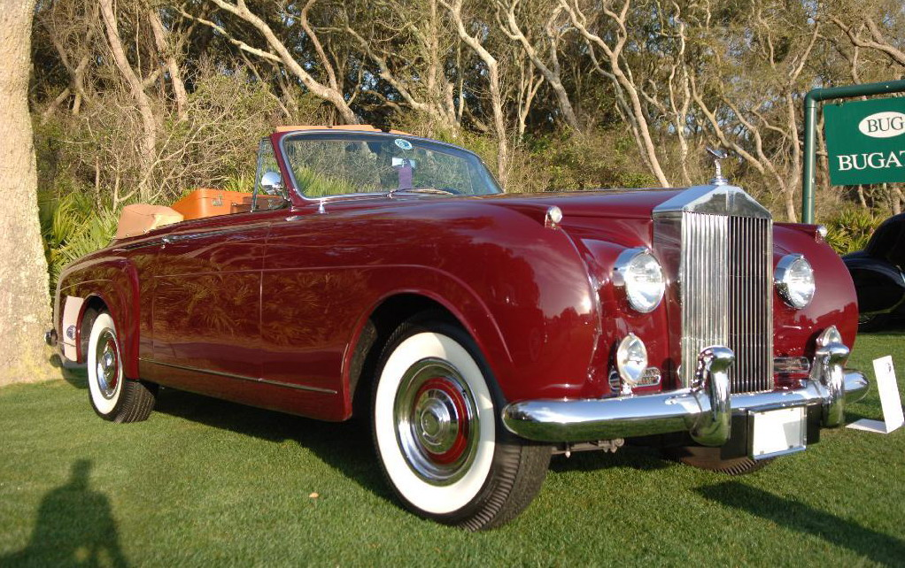 Used Alfa Romeo For Sale >> Beyonce Got A 1959 Rolls-Royce Convertible For Her ...