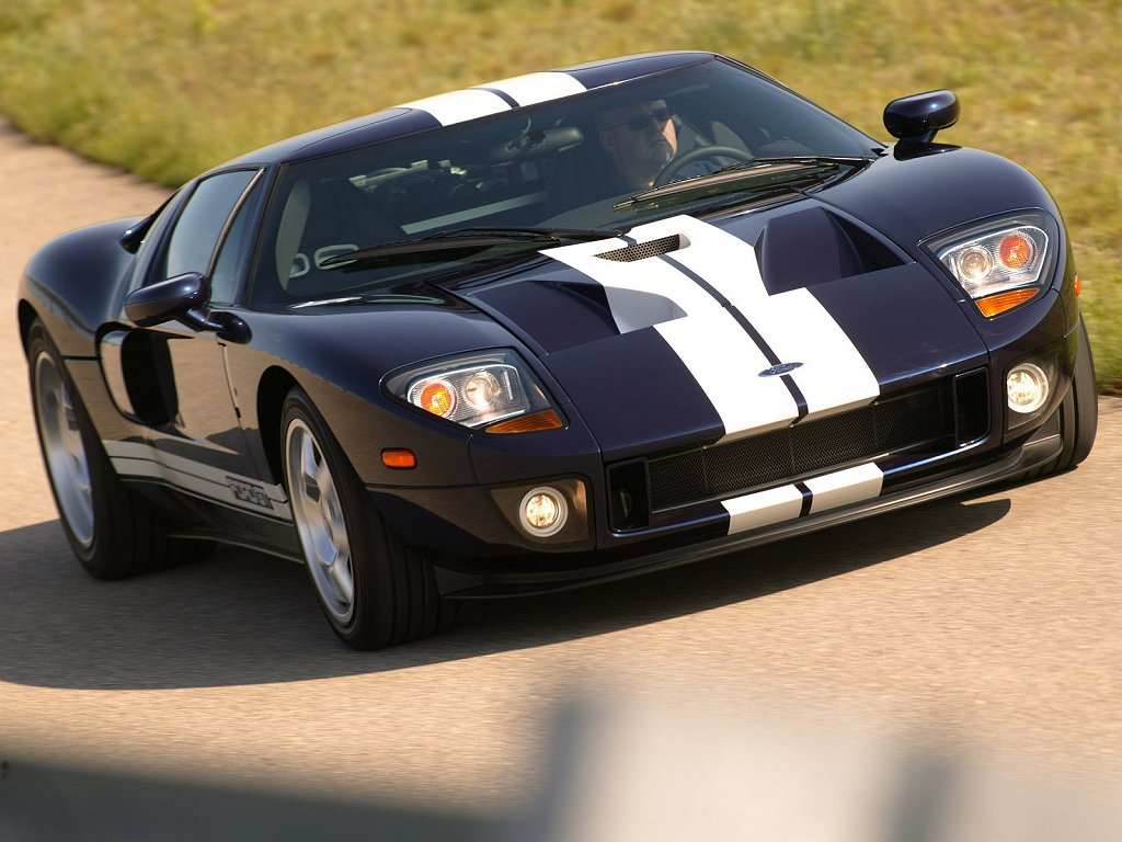 Ford Gt Production End Top Speed