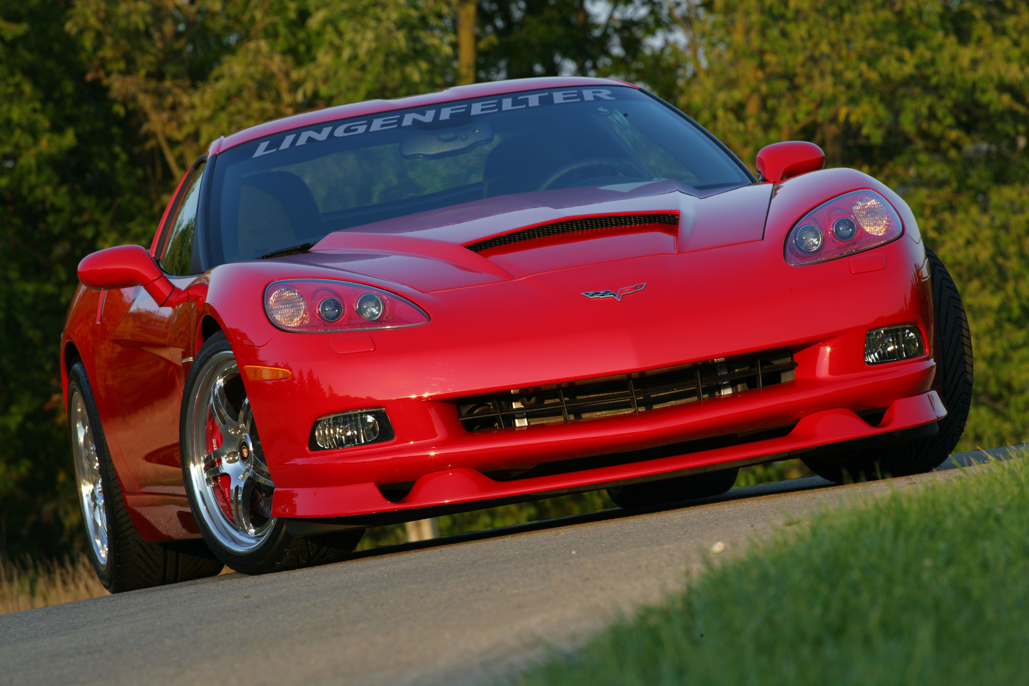 2004 Chevrolet Tahoe >> Lingenfelter Corvette C6 | Top Speed
