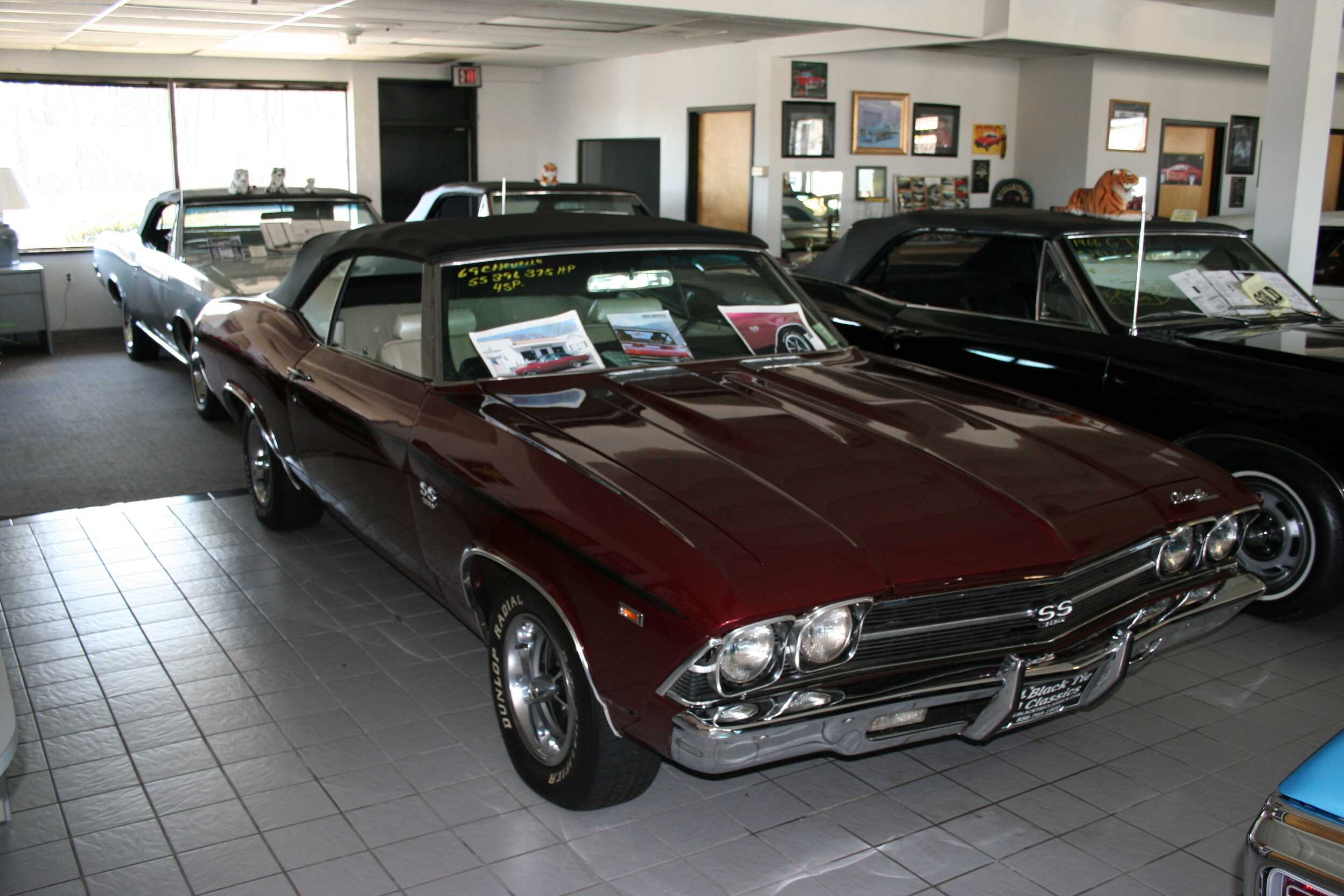 1966 Chevrolet Chevelle Ss Top Speed Chevy 396