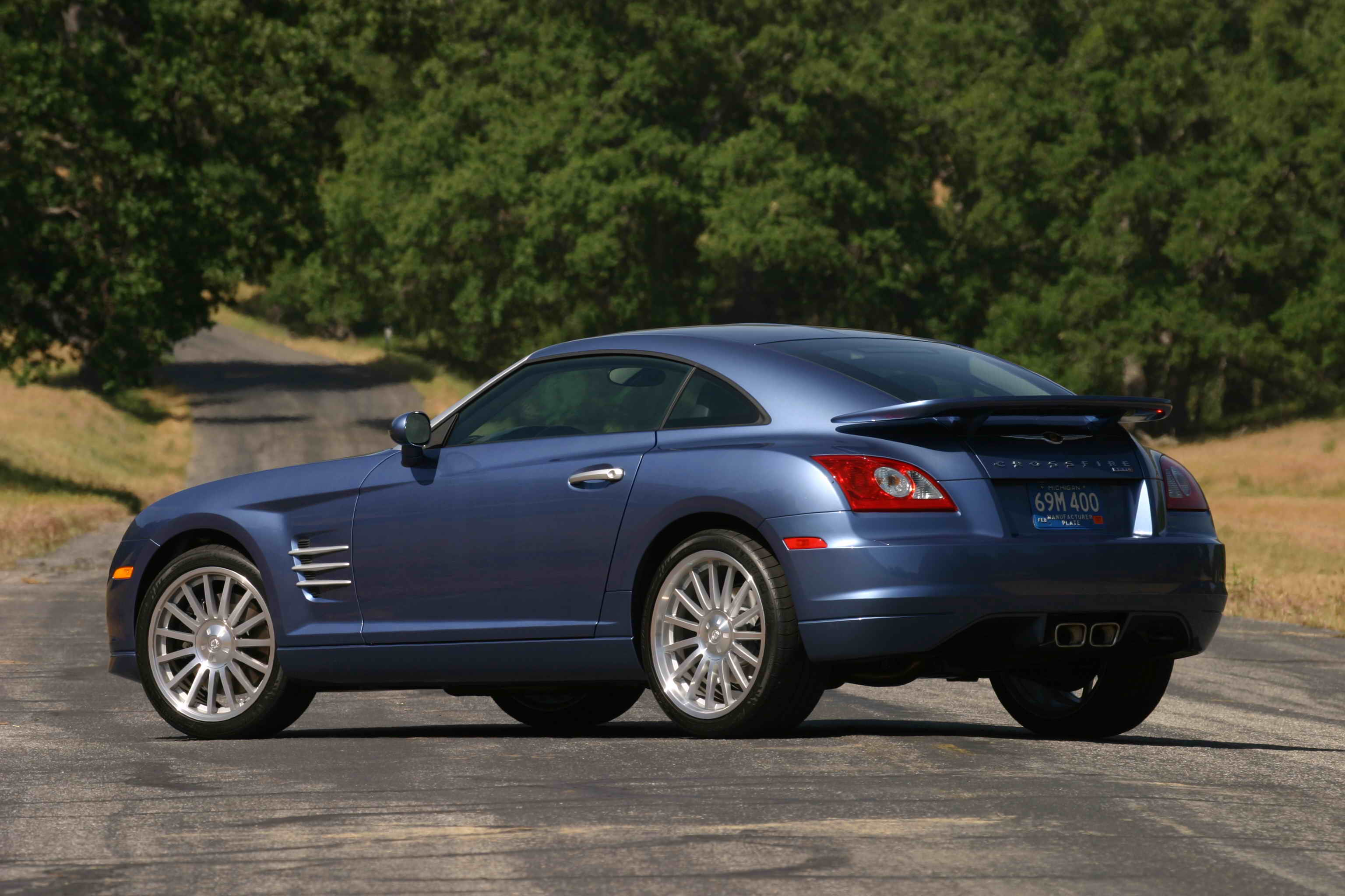 2005 chrysler crossfire srt 6 gallery 108559 top speed. Black Bedroom Furniture Sets. Home Design Ideas