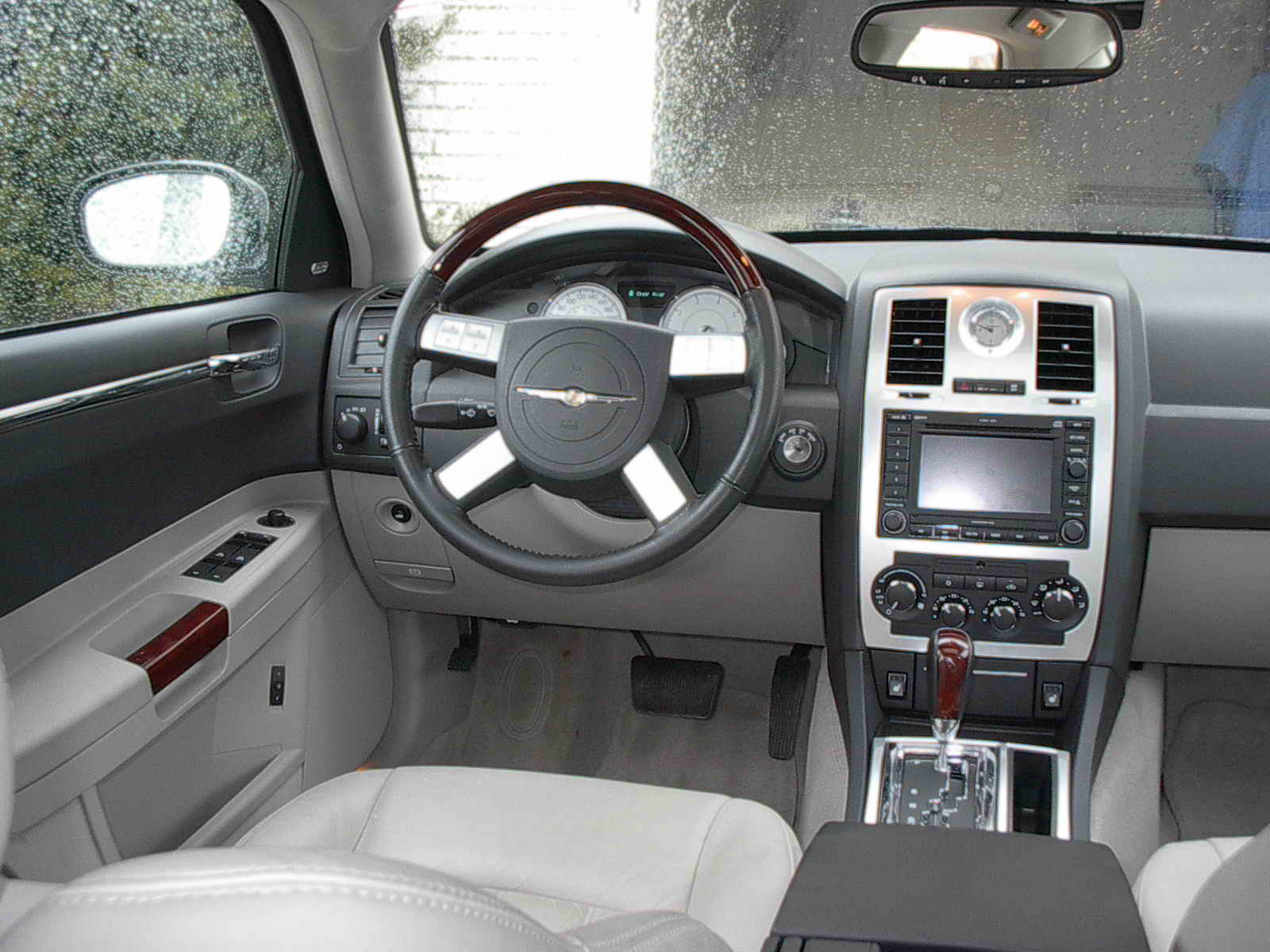 2006 chrysler 300c interior parts