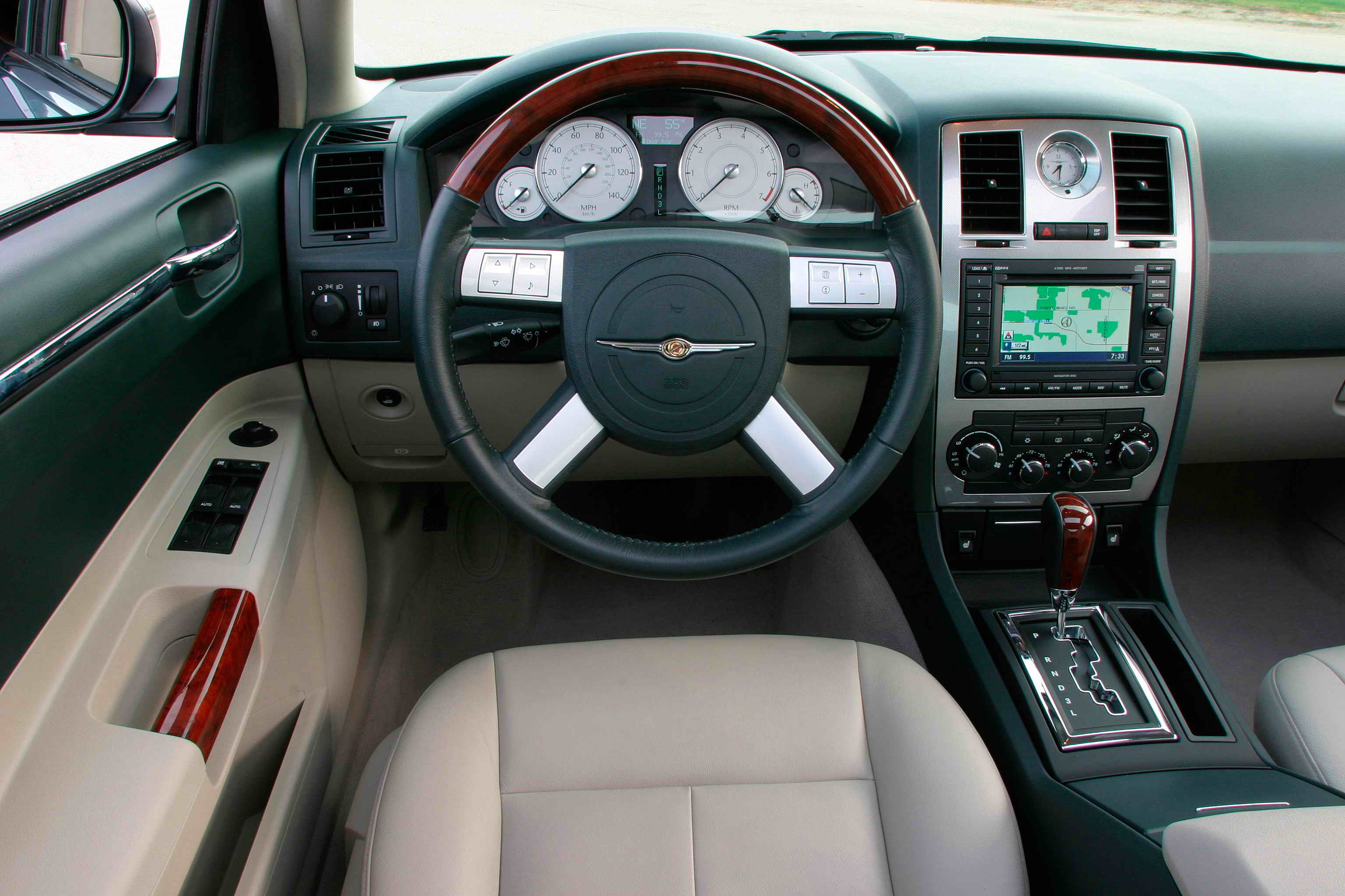 2006 Chrysler 300c | Top Speed