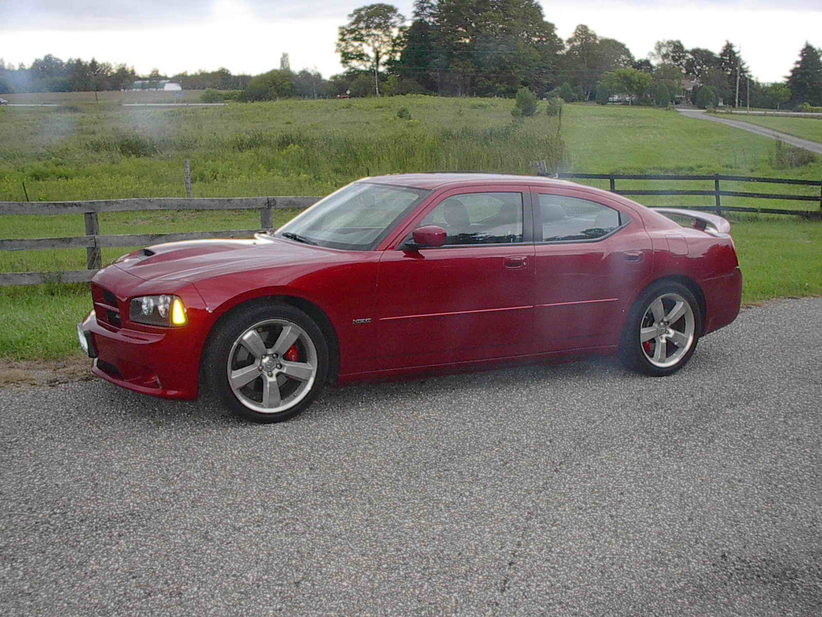 magazine sale dodge blooded for charger tag rides blue