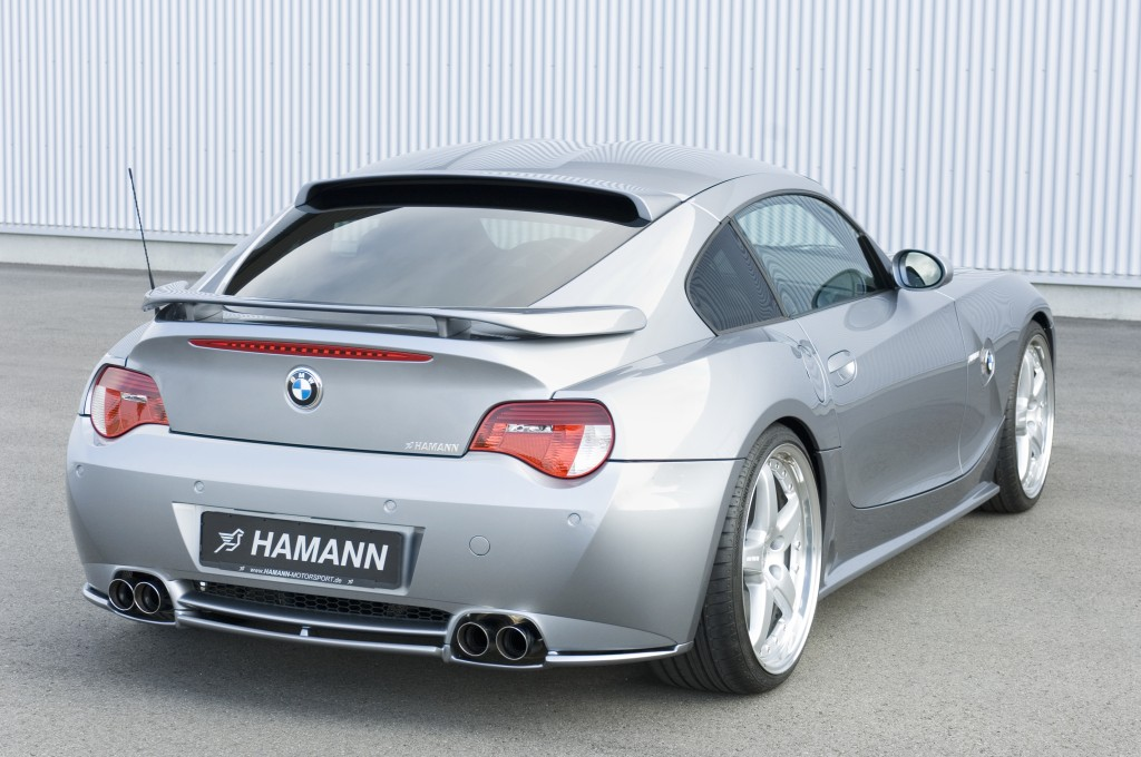 2006 Hamann Bmw Z4 M Coupe Review Top Speed