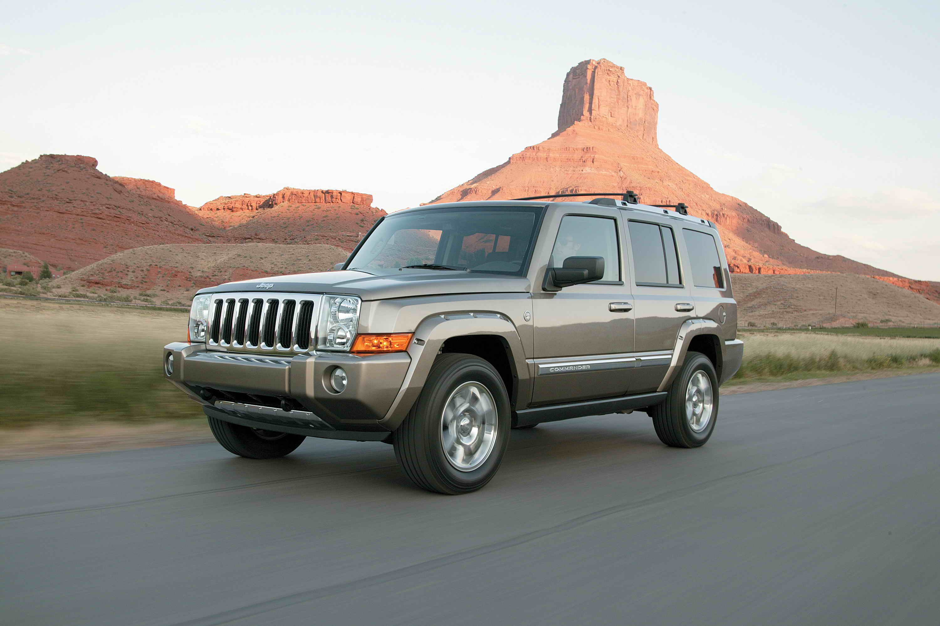 2006 Jeep mander Review Top Speed