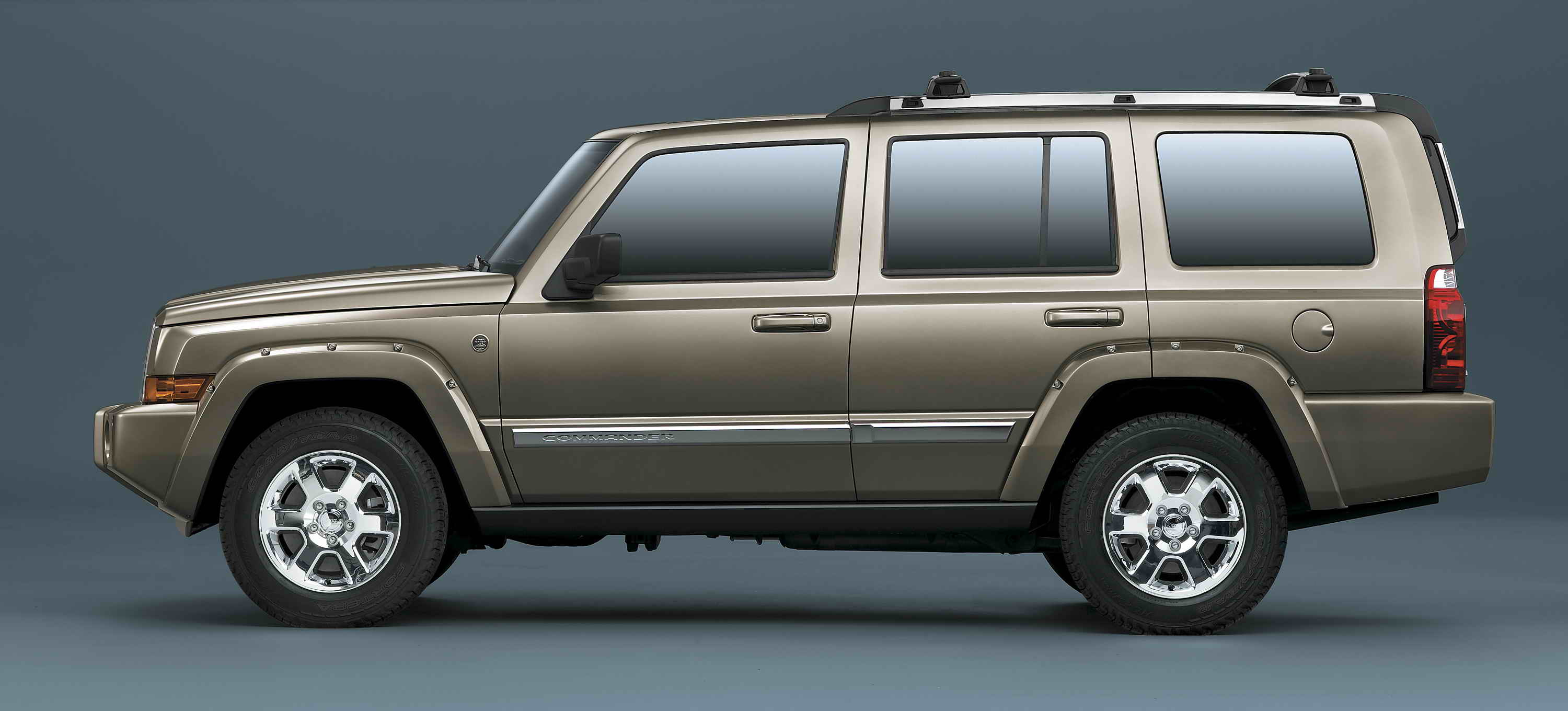 2006 jeep commander review - top speed