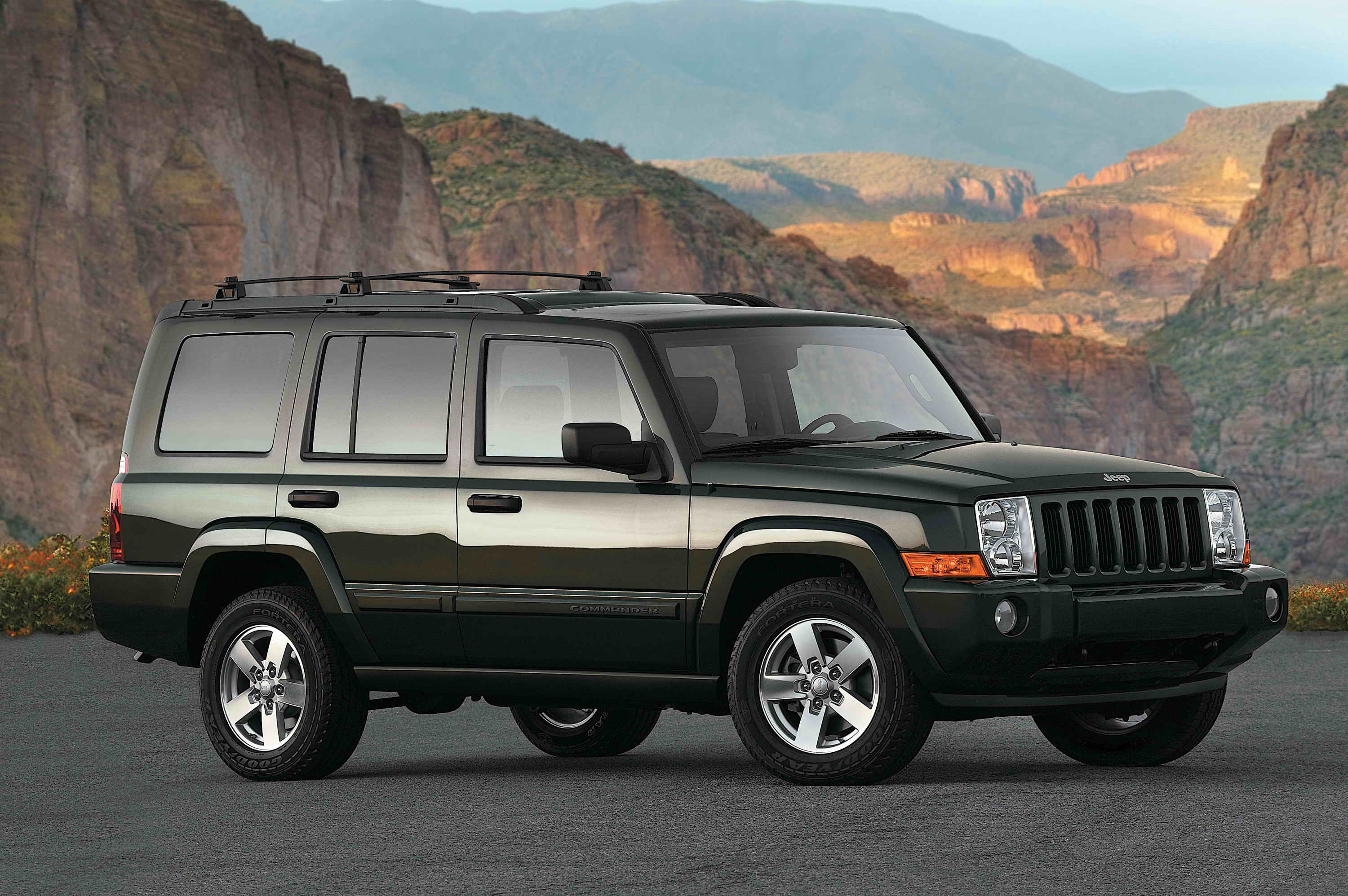 wrg 0526] 2006 jeep commander ground effects 2009 Jeep Commander 2006 Jeep Commander Ground Effects #5