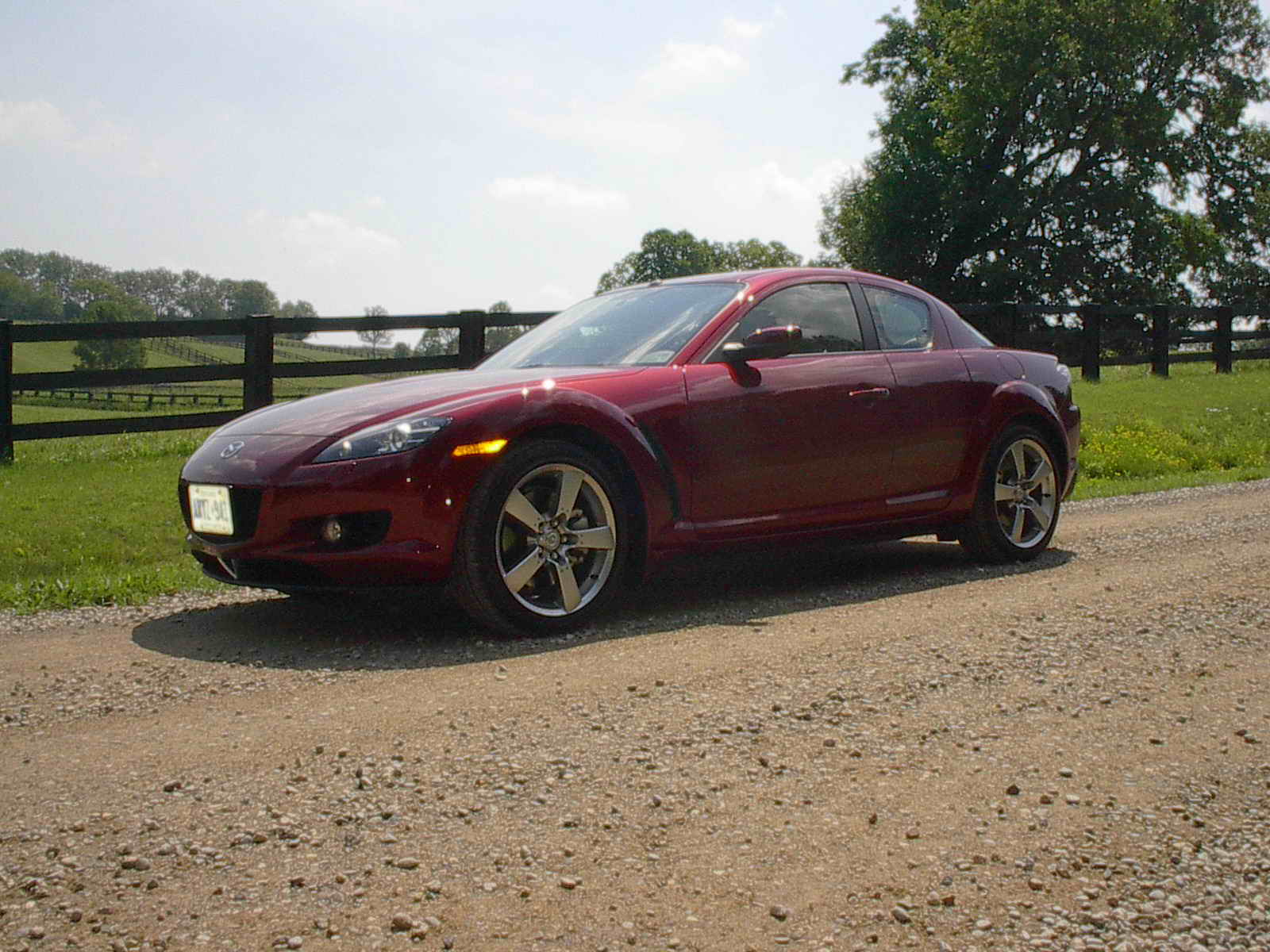 2006 Mazda RX-8 | Top Speed