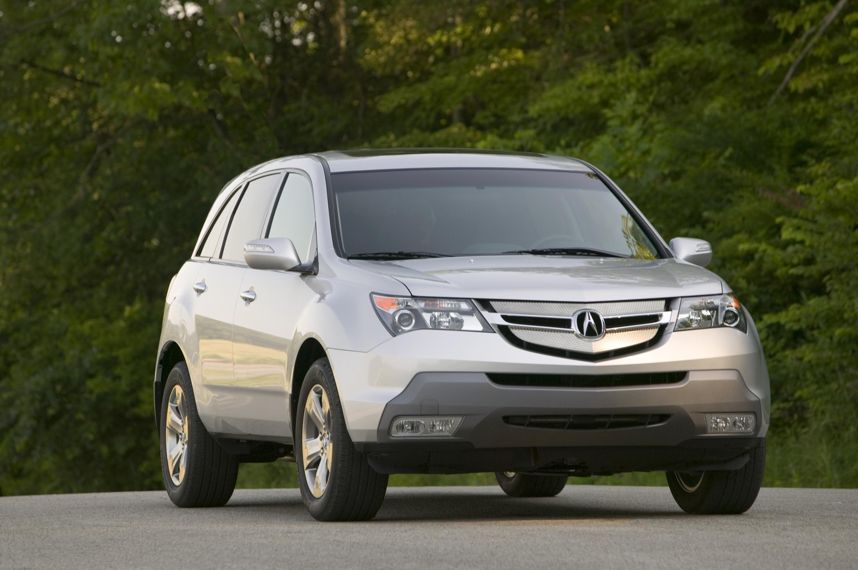 2007 Acura MDX | Top Speed. »