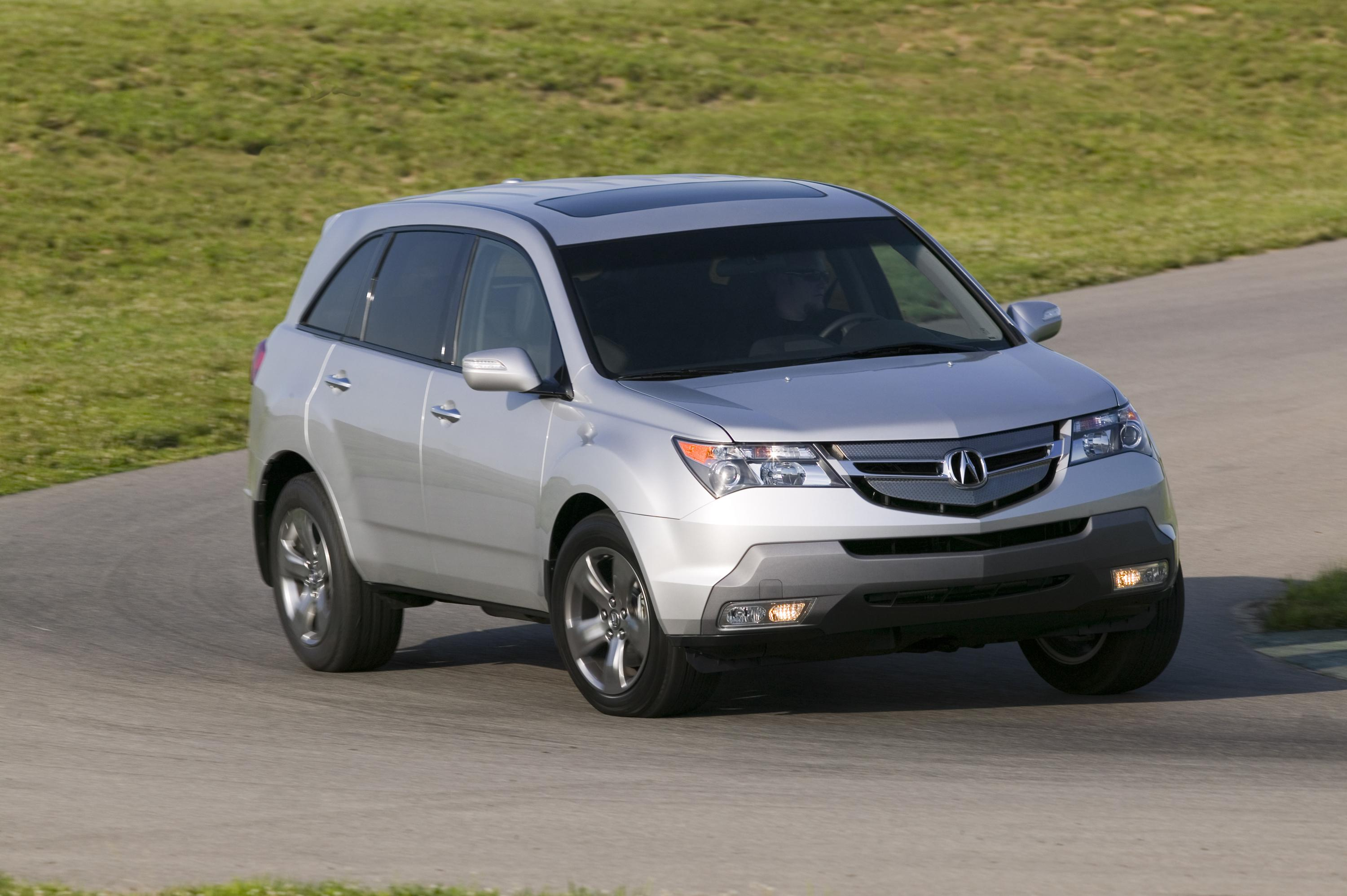 2007 acura mdx gallery 102998 top speed. Black Bedroom Furniture Sets. Home Design Ideas