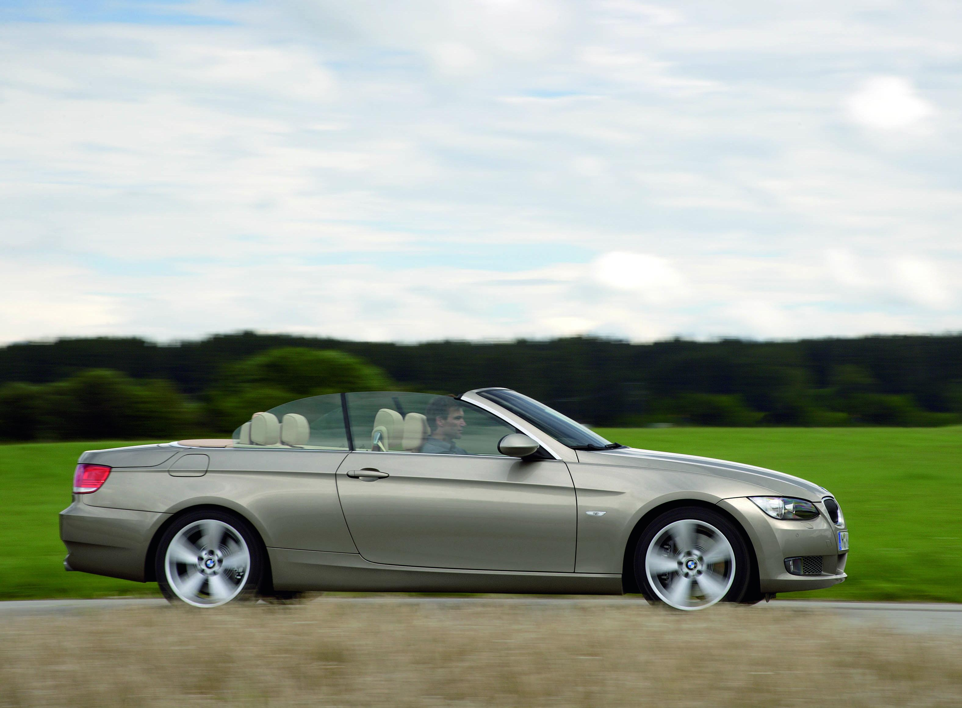 2007 BMW 3-Series Convertible | Top Speed