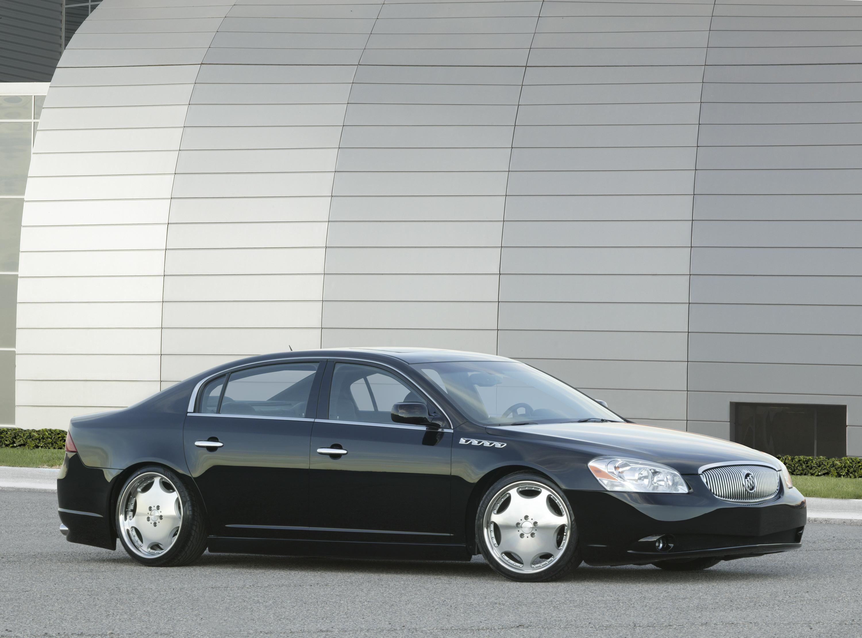 2007 Buick Lucerne By RIDES Magazine | Top Speed