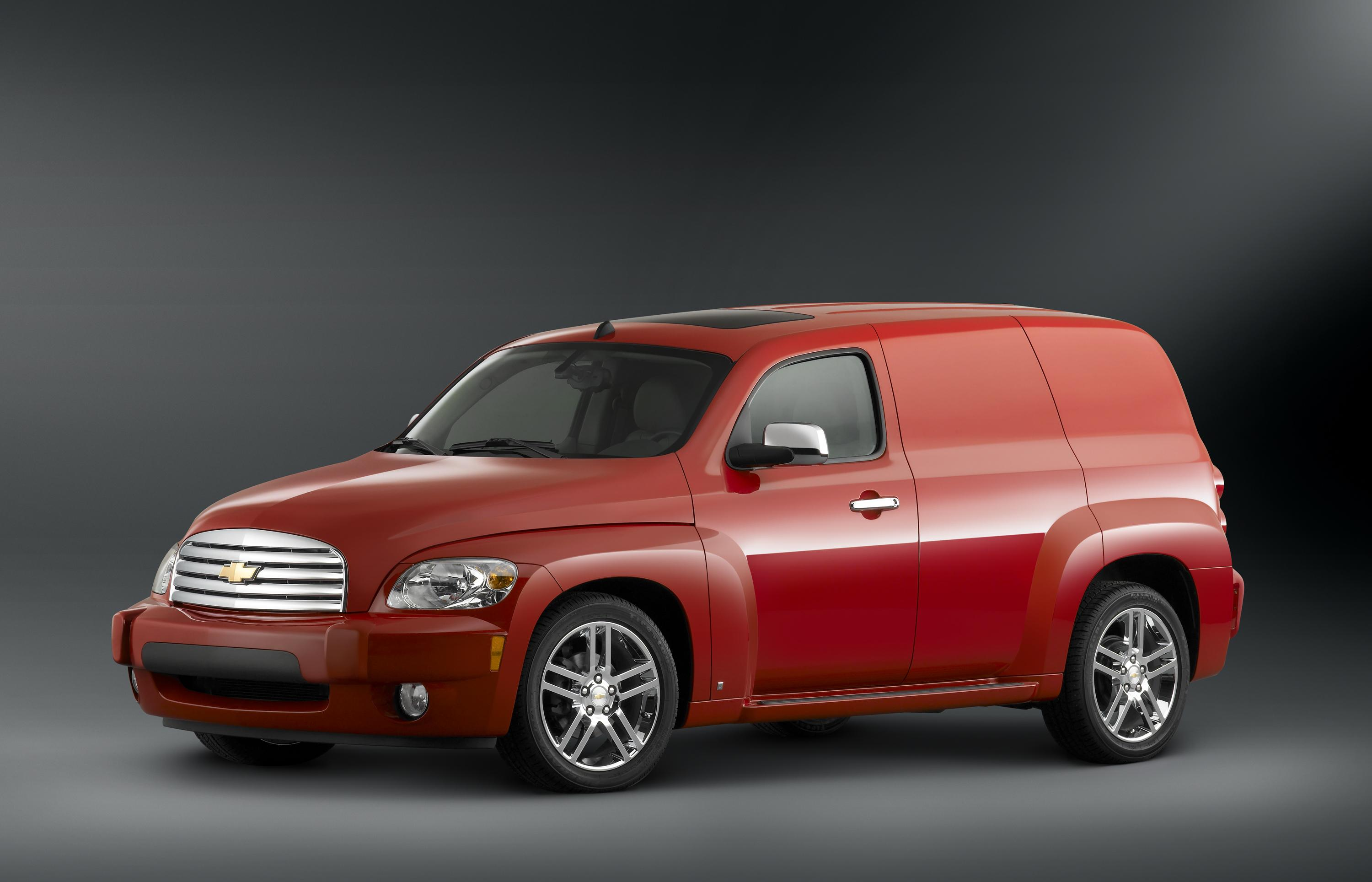 2007 chevrolet hhr panel review gallery top speed. Black Bedroom Furniture Sets. Home Design Ideas