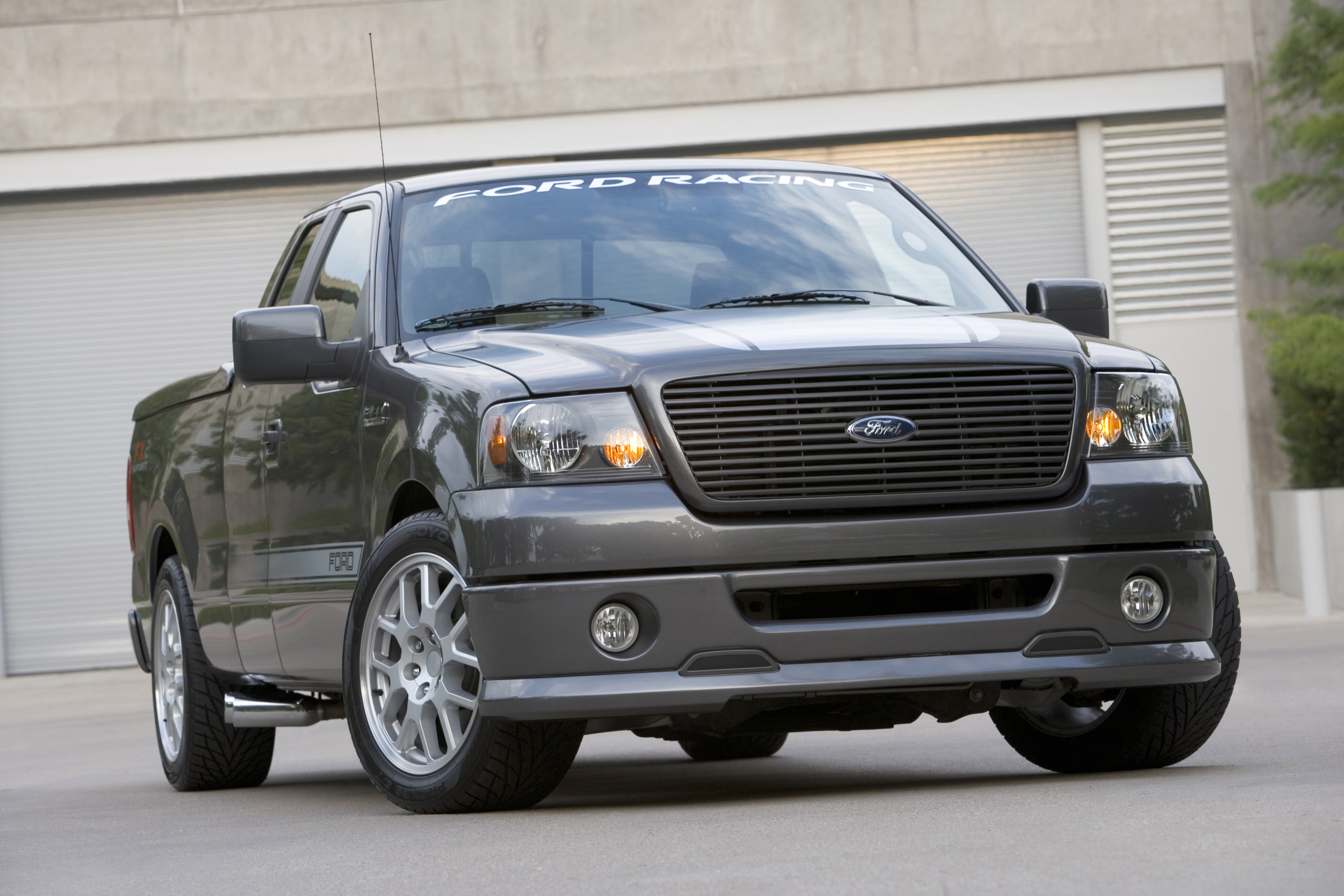2007 ford f 150 project fx2 sport top speed